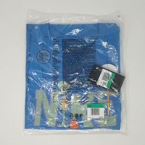 Nike x Kyrie Squidward Tee T-shirt Blue CJ9268-435